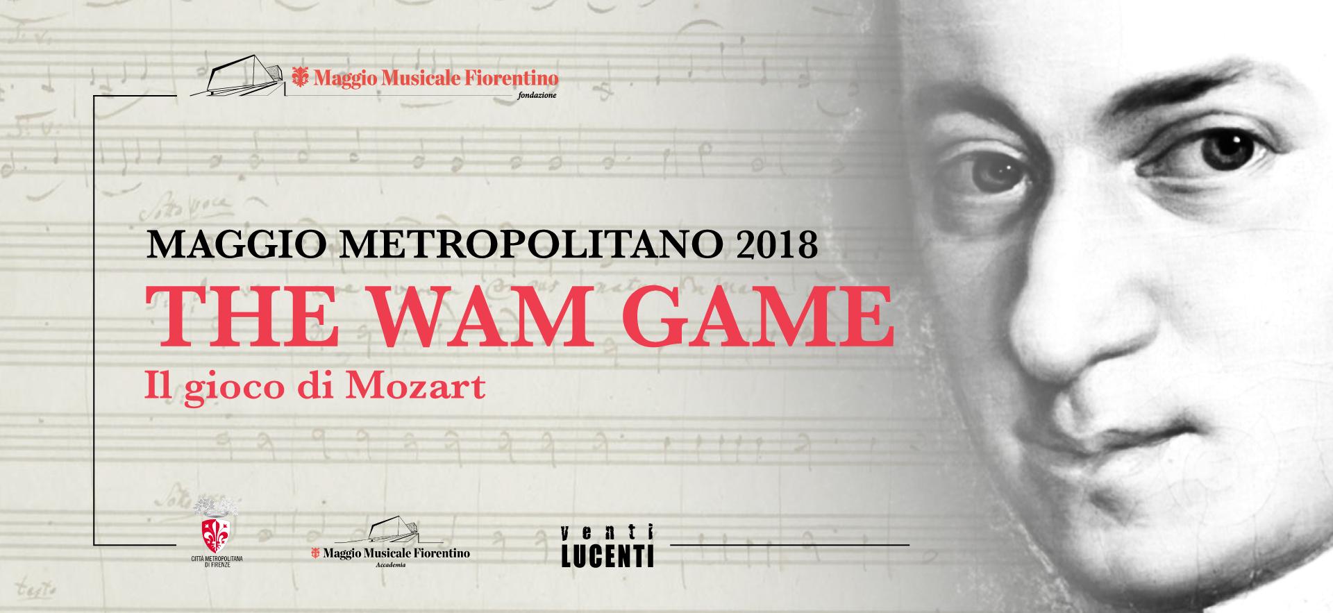 the wam game 2018 maggio metropolitano