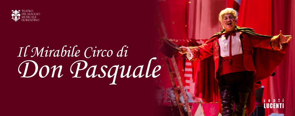 Il Mirabile Circo di Don Pasquale 2011