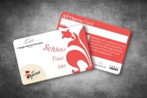 All'Opera Card