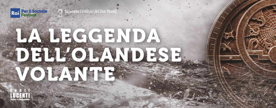 LA LEGGENDA DELL'OLANDESE VOLANTE 2021