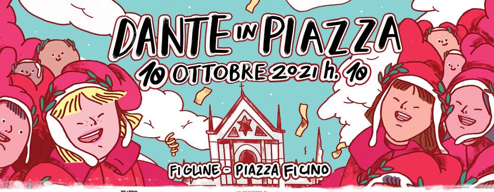 DANTE IN PIAZZA 2021 FIGLINE BOX